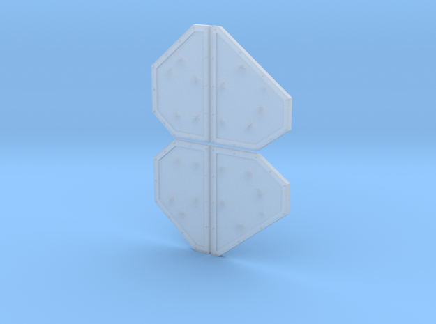 Armor Plates - Undecorated