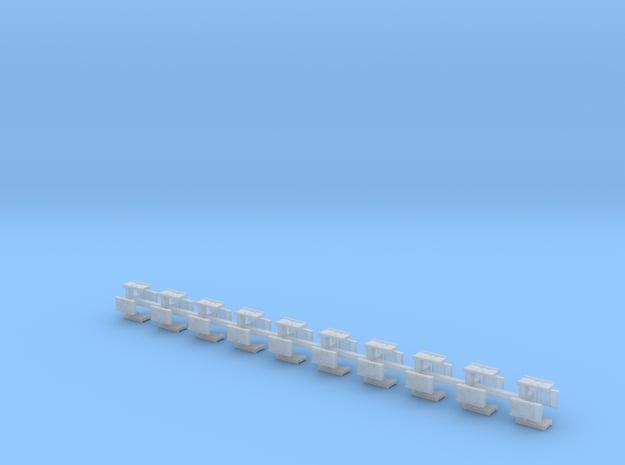 ATC Balisen 40erSet - TT 1:120 in Smooth Fine Detail Plastic