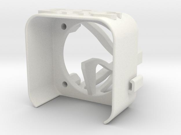 "Motor fan Cooler ""BIG MAMA"" YZ4SF in White Natural Versatile Plastic"