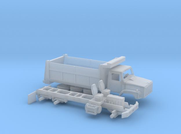 1/87 International-S2600 Dump Truck Kit