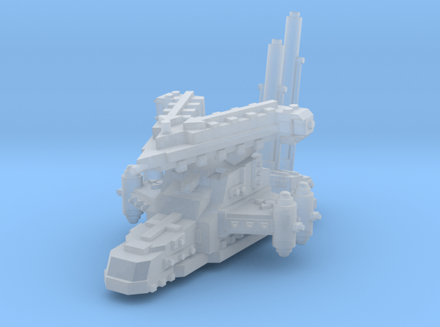 Hydra Battleship Bridge