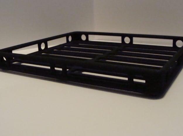 Roof Rack in Black Natural Versatile Plastic