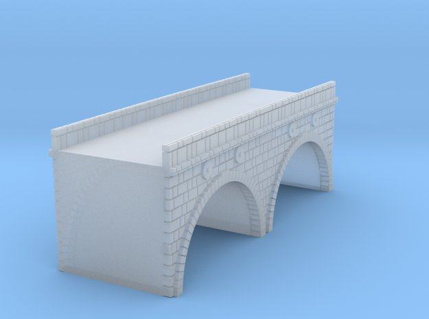 T Gauge 1.450 Scale Arch curved double for use wit in Smooth Fine Detail Plastic