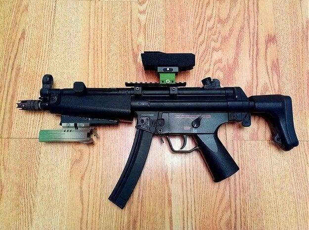 Trike SRG MP5 in Pink Processed Versatile Plastic