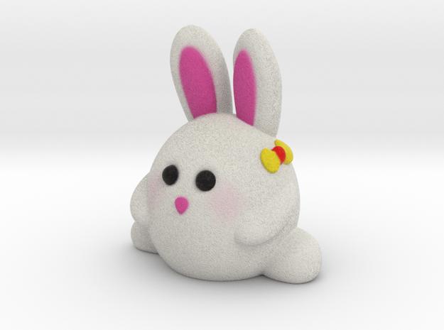 Rabbit in Full Color Sandstone