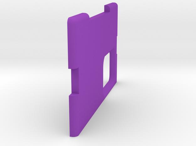 BIG K squonker  20700 door in Purple Processed Versatile Plastic
