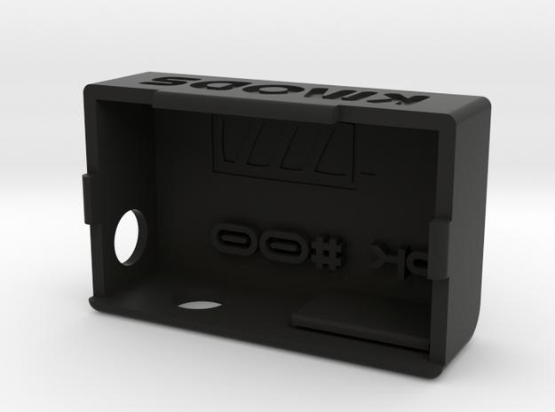 Kmods BIG K 20700 squonker  in Black Natural Versatile Plastic
