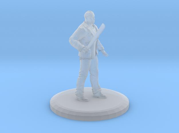 Jason (MKX) in Smooth Fine Detail Plastic