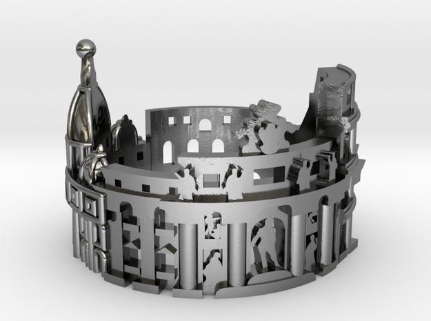Rome Cityscape - Skyline Ring