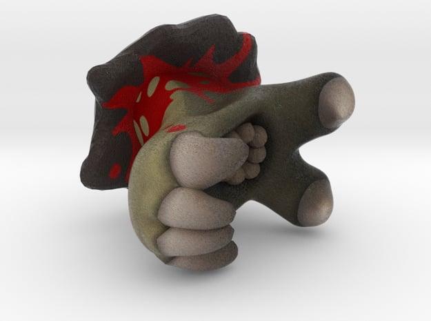 Burstchester (for NECA figurine) in Full Color Sandstone