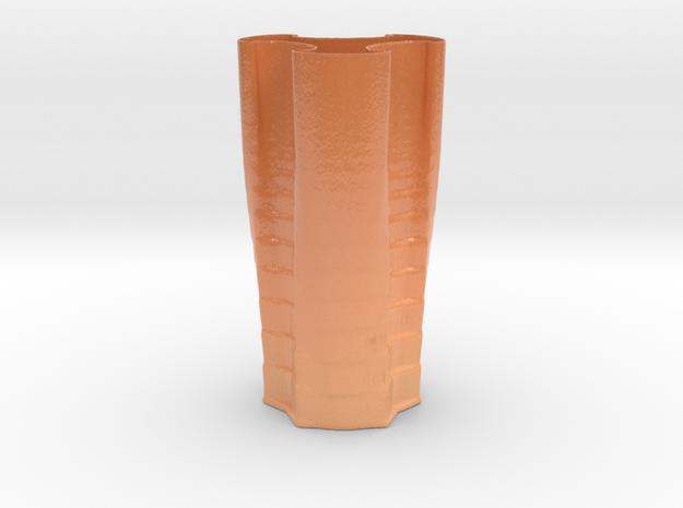 Vase 2345 in Glossy Full Color Sandstone