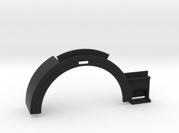 Fender Tamiya 1:14 Mercedes SK 1838 / 1850  in Black Natural Versatile Plastic