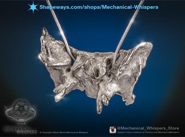 Human Sphenoid Bone Pendant
