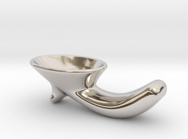 Tapas Spoon in Platinum: Medium