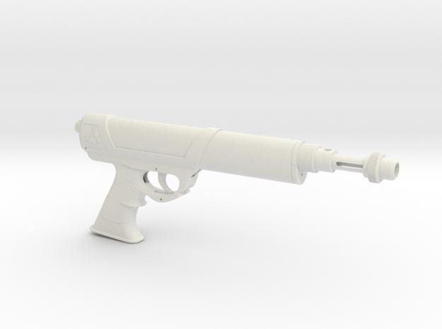 ESB Sidearm Full Unmodified in White Natural Versatile Plastic