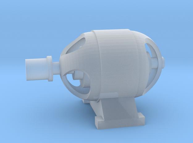 Generatormotor (V10) - TT 1:120 in Smooth Fine Detail Plastic