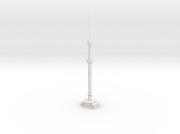 Almaty TV Tower (1:2000)