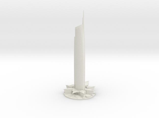Almas Tower (1:2000)