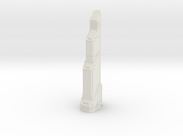 Mercury City Tower (1:2000)