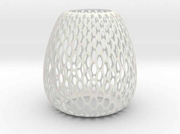 BOT in White Natural Versatile Plastic