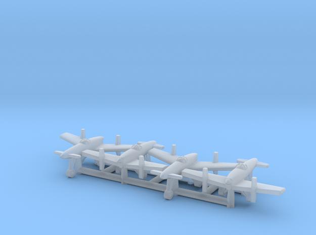 (1:700) (x4) Yokosuka MXY-6