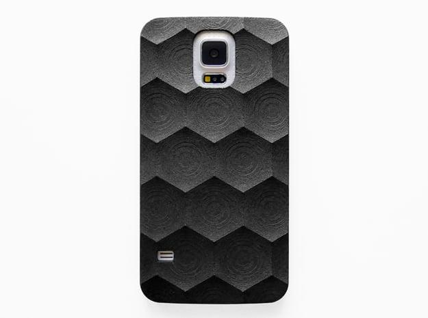 Samsung Galaxy S5 Case_Hexagon