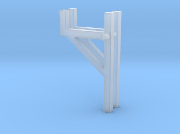 1/64 Ladder Rack 1 in Smooth Fine Detail Plastic
