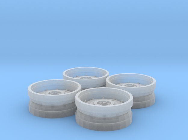 MF 2805 Rims in Smooth Fine Detail Plastic