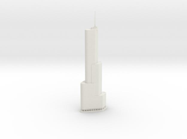 Trump International Hotel & Tower (1:2000)