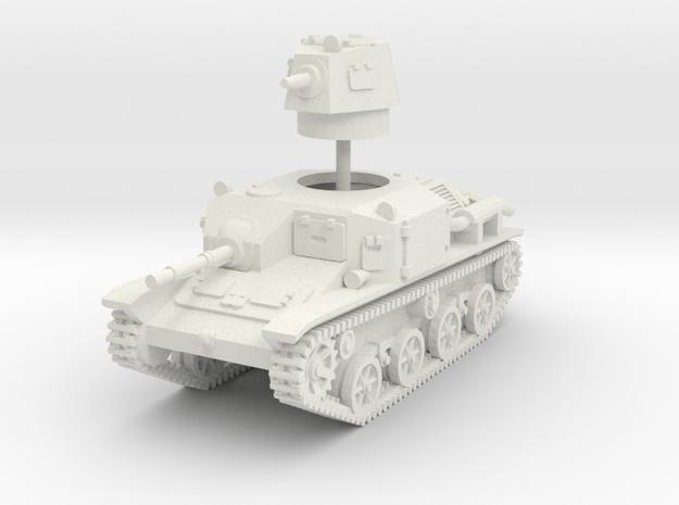 1/72 Type 92 Jyu-Sokosha (late) in White Natural Versatile Plastic