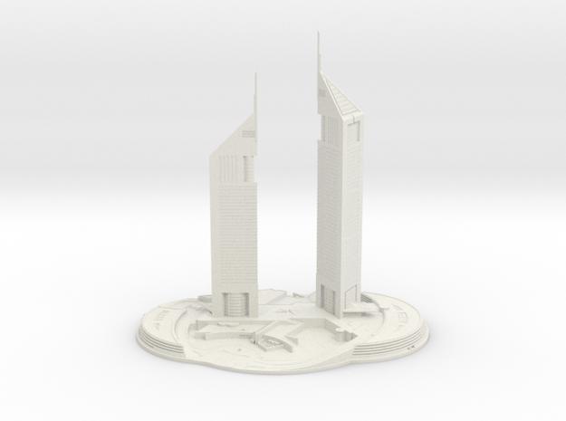 Jumeirah Emirates Towers (1:2000)