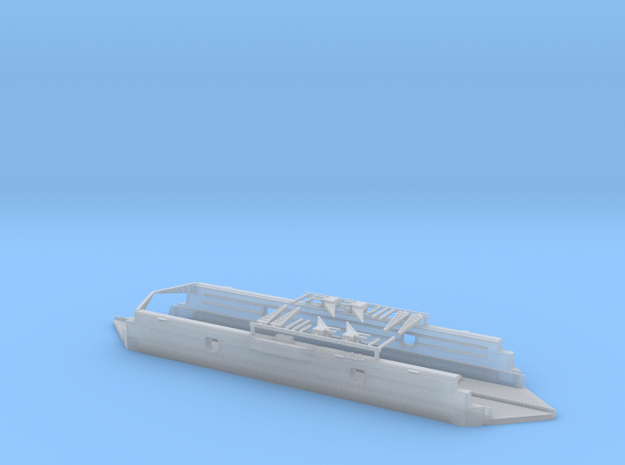 AFD I (Floating Dry Dock) in Smooth Fine Detail Plastic
