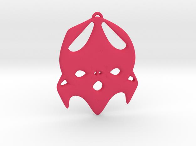 mother in Pink Processed Versatile Plastic