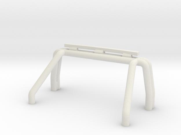 Tamiya Blackfoot Xtreme Roll Bar LED Light in White Natural Versatile Plastic