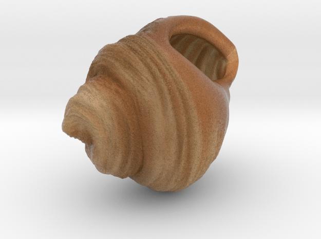 Sea shell (Full Color) in Full Color Sandstone