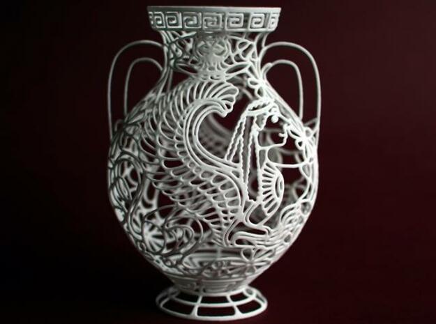 """Chimaera"" - Greek Vase Painting"