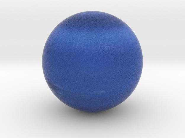 Neptune 1:1.5 billion in Full Color Sandstone