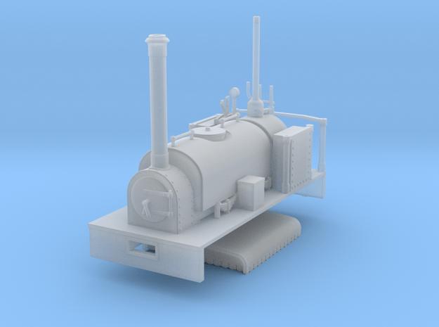 RAR lord Raglan loco in Smooth Fine Detail Plastic: 1:43.5