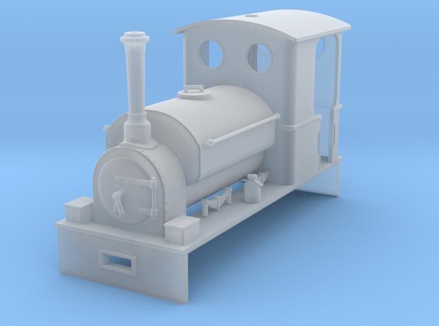 RAR Culverin loco in Smooth Fine Detail Plastic: 1:43.5