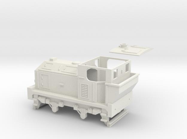 00 Scale 100hp (Post-War) Sentinel Shunter
