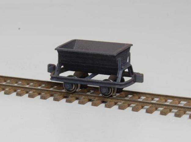Nn3 V-Tipper Train of Ten in Smooth Fine Detail Plastic