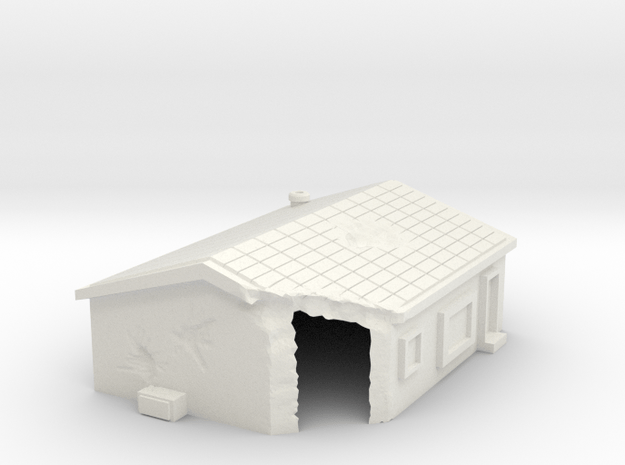 Damaged house 1 -free download