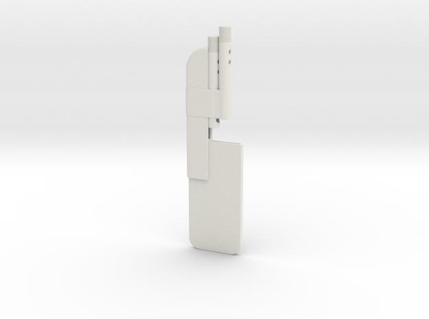 Anti-Security Tool ROTJ in White Natural Versatile Plastic