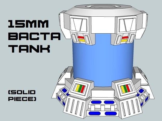 15mm Bacta Tank (Full) (1pcs)