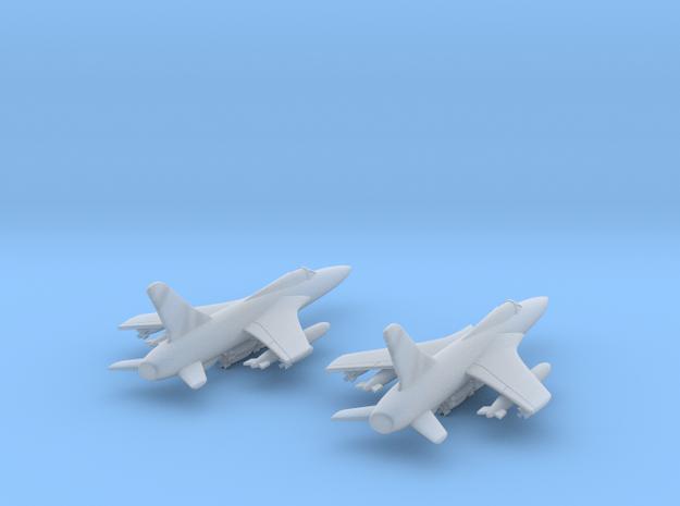 F-105D x 2