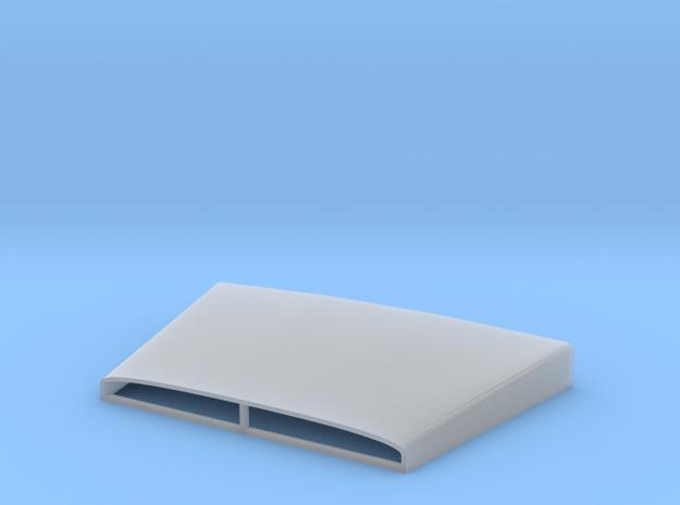 Magirus-Deutz bonnet / Hood 1/24 in Smooth Fine Detail Plastic