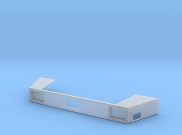 Magirus-Deutz bumper 1/24 in Smooth Fine Detail Plastic