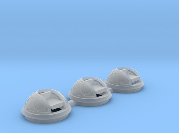 Bubble Canopy Gun, Customizable - 3 Pack