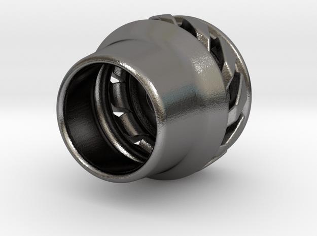 tzb graviton in Polished Nickel Steel