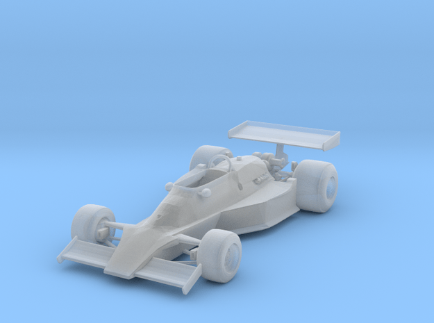 1978 Lola Cosworth T500 in Smooth Fine Detail Plastic